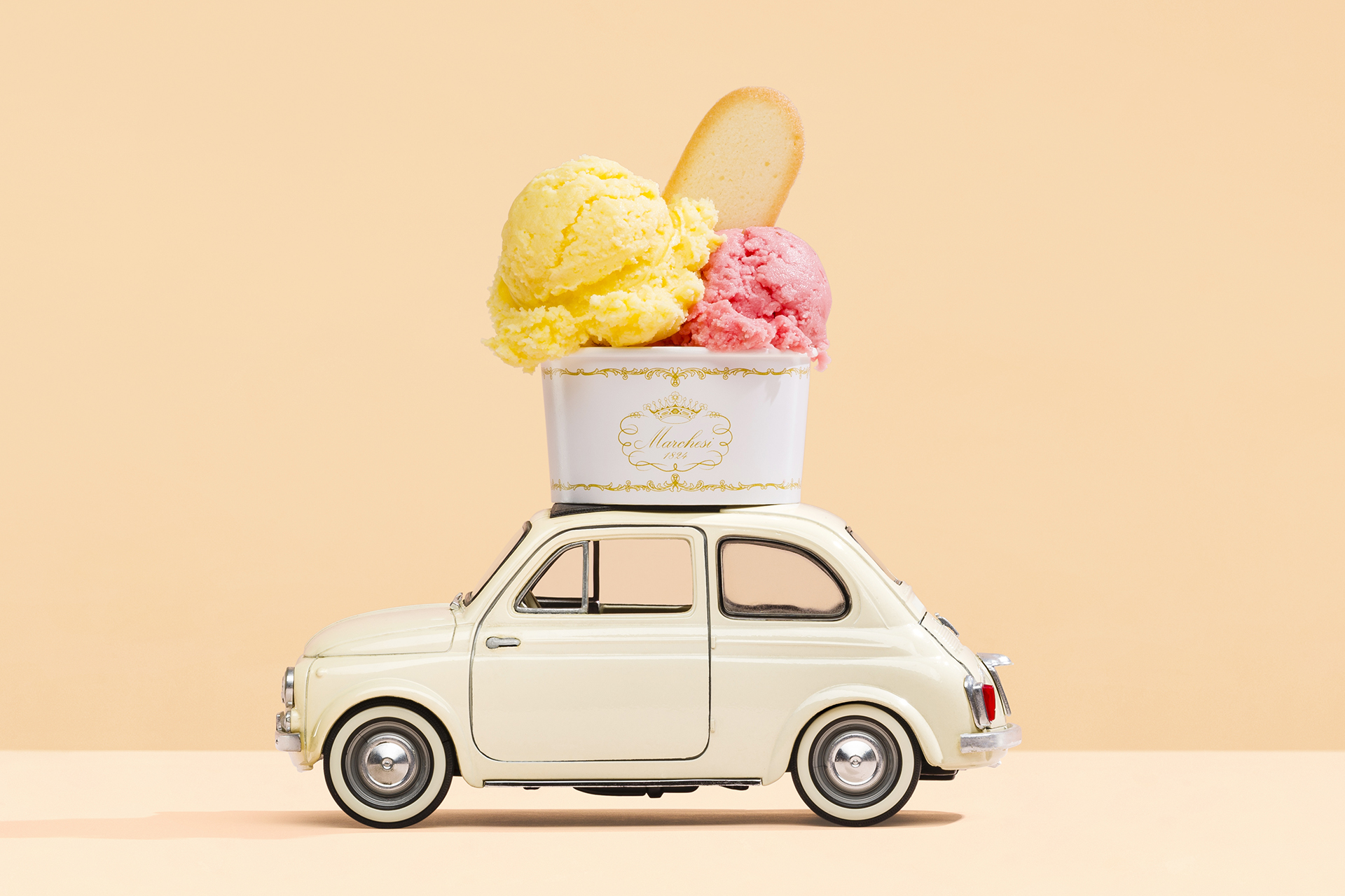 Simple, refreshing, artisanal: gelato